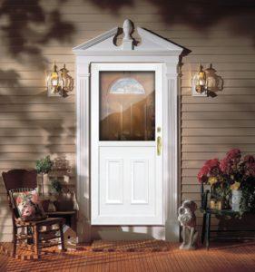 HMI Storm Door