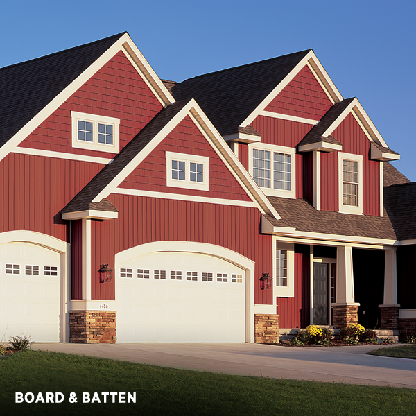 Variform Vinyl Siding